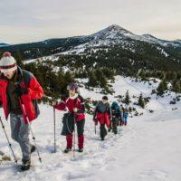 Экстремальный тур: восхождение на Говерлу зимой