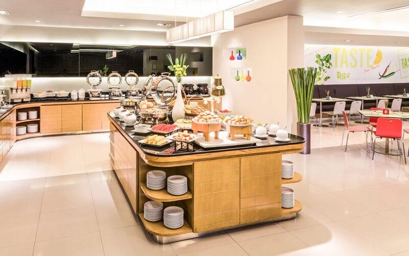 питание в отеле Ibis Bangkok Sathorn 3*, Бангкок, Таиланд