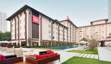 Горящий тур в отель Ibis Bangkok Sathorn 3*, Бангкок, Таиланд