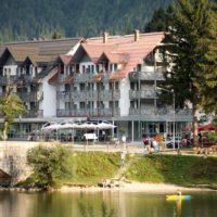 Горящий тур в отель Jezero 4*, Бохинь, Словения