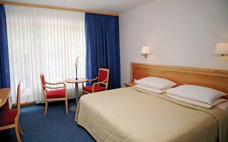 номер в отеле Jezero 4*, Бохинь, Словения