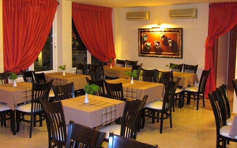 ресторан в отеле Lito 2*, Греция