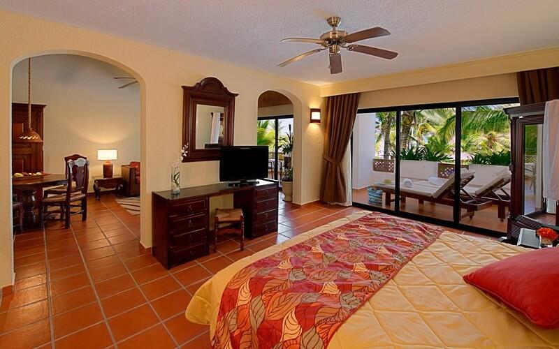 номер в отеле Occidental Grand Punta Cana 4*, Пунта Кана, Доминикана