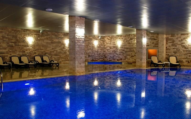 критий басейн в Antalya Adonis Hotel 5*, Анталія, Туреччина