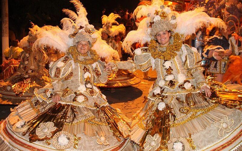 прийняття участі в карнавалі