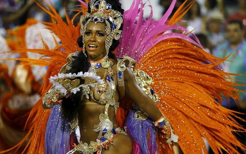вибір королеви карнавалу