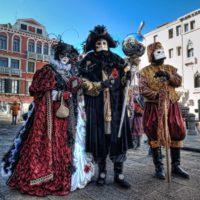 Путешествие на величественный Венецианский карнавал