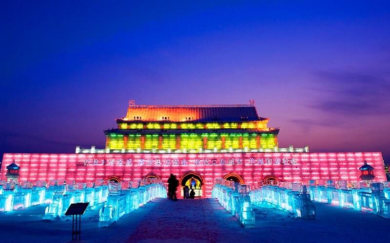 подорож в Китай
