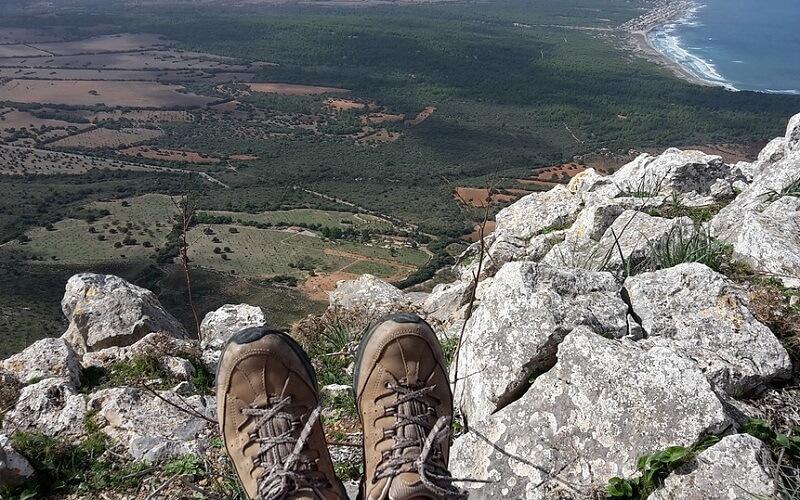 ботинки для похода в горы