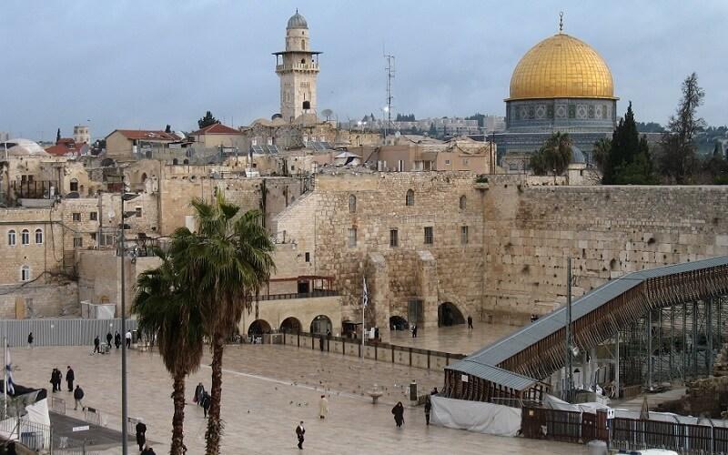 Свята земля в Ізраїлі