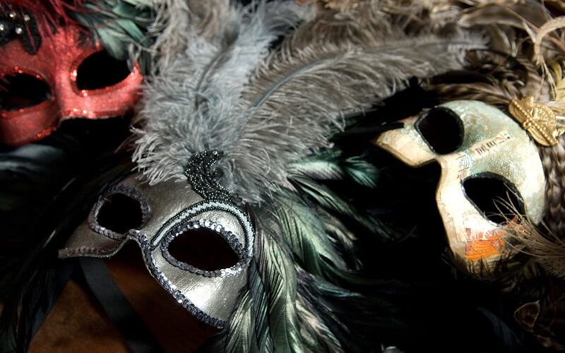 маска Коломбіна
