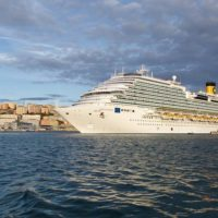Круїз в Середземномор'ї: Іспанія, Туніс, Італія, Франція
