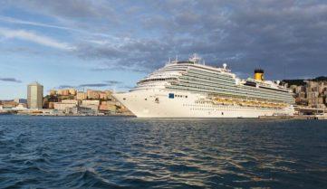 Круиз в Средиземноморье: Испания, Тунис, Италия, Франция