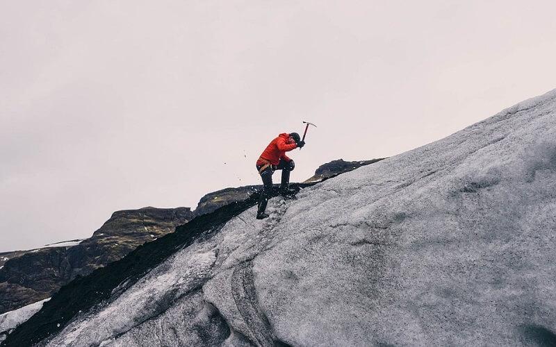 альпинизм зимой