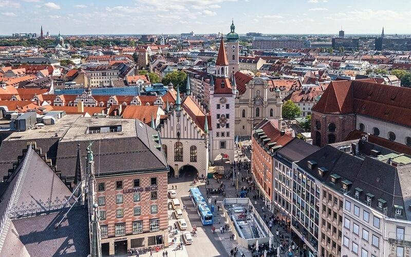 тур в Мюнхен