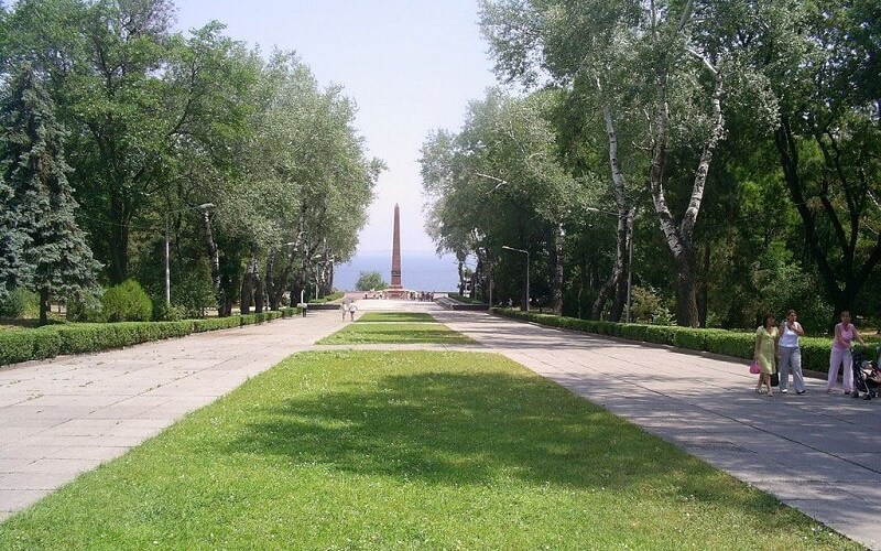 Парк Шевченка в Одесі