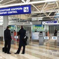 Посилено паспортний контроль на авіарейсах Мінськ-Москва