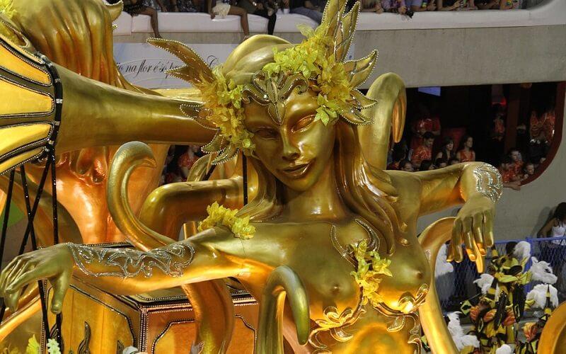 карнавал у Ріо-де-Жанейро