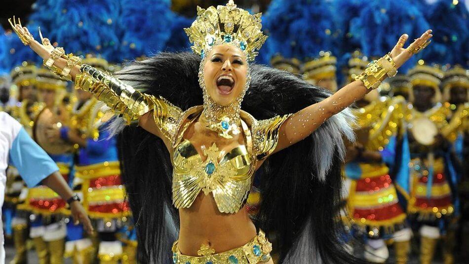тур на карнавал в Бразилії