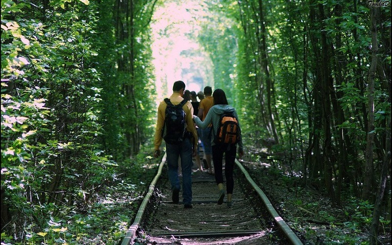 Тоннель любви, Ровно