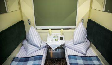 У поїздах на Маріуполь і Костянтинівку стане комфортніше спати!