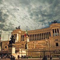 Alitalia возобновляет рейсы Рим-Киев