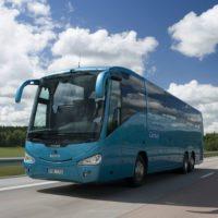 У харьковчан в 2017-м работает прямое автобусное общение с Санкт-Петербургом!