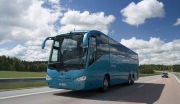 У харків'ян в 2017-му працює пряме автобусне сполучення з Санкт-Петербургом!