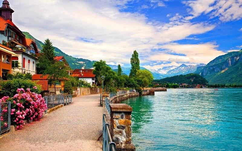 город в Швейцарии
