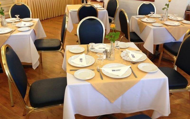 ресторан в отеле Best Western Candia Hotel 3*, Афины, Греция