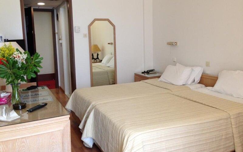 номер в отеле Best Western Candia Hotel 3*, Афины, Греция
