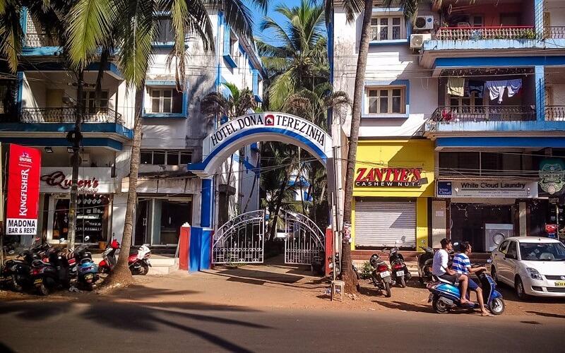 тур в Dona Terezinha Hotel 2*, Северный Гоа, Индия