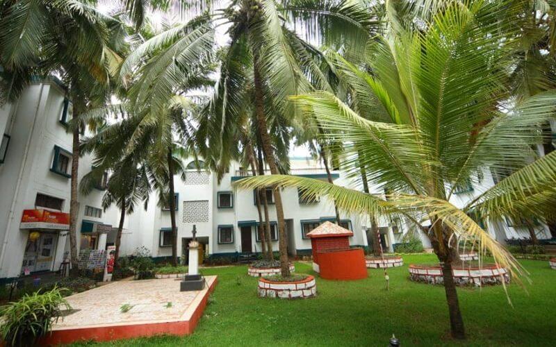 территория Dona Terezinha Hotel 2*, Северный Гоа, Индия