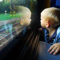 Дитячий проїзд по Україні