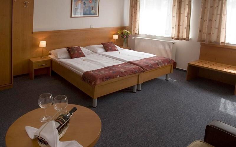 номер в отеле Populus 3*, Прага, Чехия