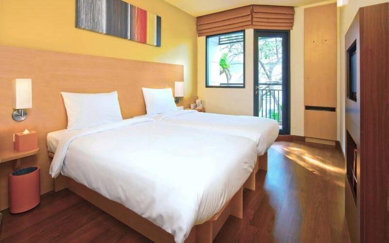 номер у готелі Ibis Hua Hin 3*, Хуа Хін, Тайланд