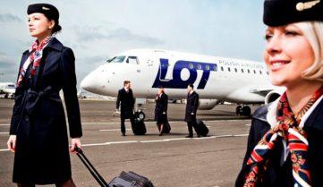 LOT буде літати Варшава-Харків щодня