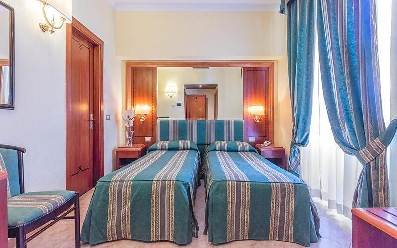 номер в Lazio Hotel 3*, Рим, Италия
