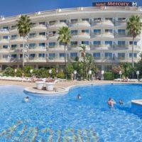 Горящий тур в Mercury Hotel 4*, Коста Дель Маресме, Испания