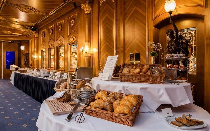 ресторан Prato Borni в Церматте, Швейцария