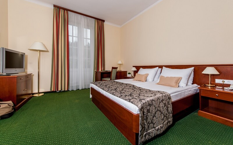 номер в Grand Hotel Rogaska 4*, Рогашка Слатіна, Словенія