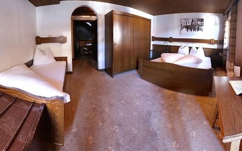номер в отеле Der Siegelerhof 3*, Майрхофен, Австрия