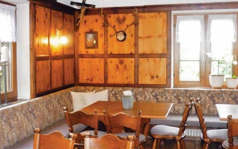 ресторан в отеле Siegelerhof, Майрхофен, Австрия