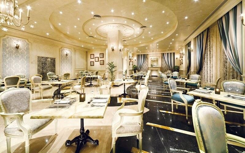 ресторан в отеле Sunrise Grand Select Arabian Beach Resort 5*, Шарм эль Шейх, Египет