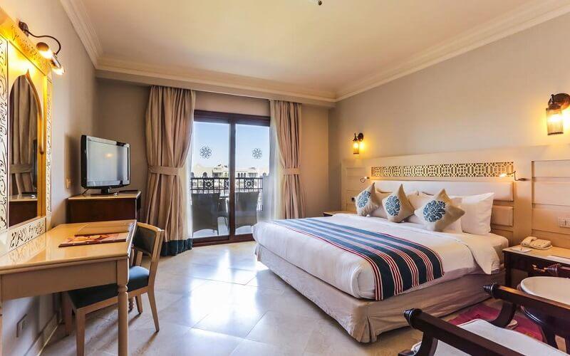 номер в отеле Sunrise Grand Select Arabian Beach Resort 5*, Египет, Шарм эль Шейх