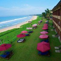 Гарячий тур в готель The Long Beach Resort 4*, Коггала, Шрі-Ланка