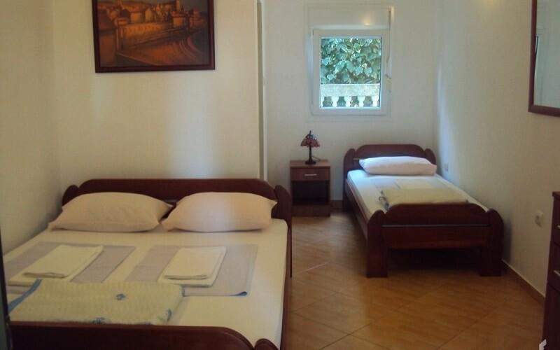 номер в отеле Nikolic 3*, Будва, Черногория