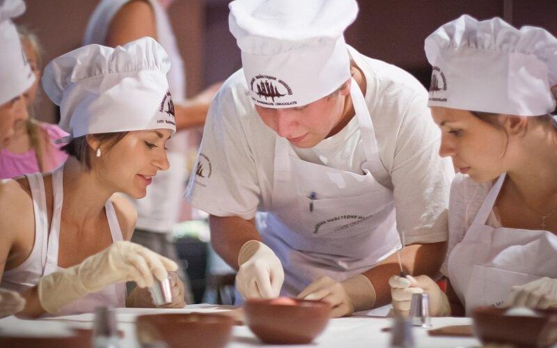майстер-клас з кулінарії