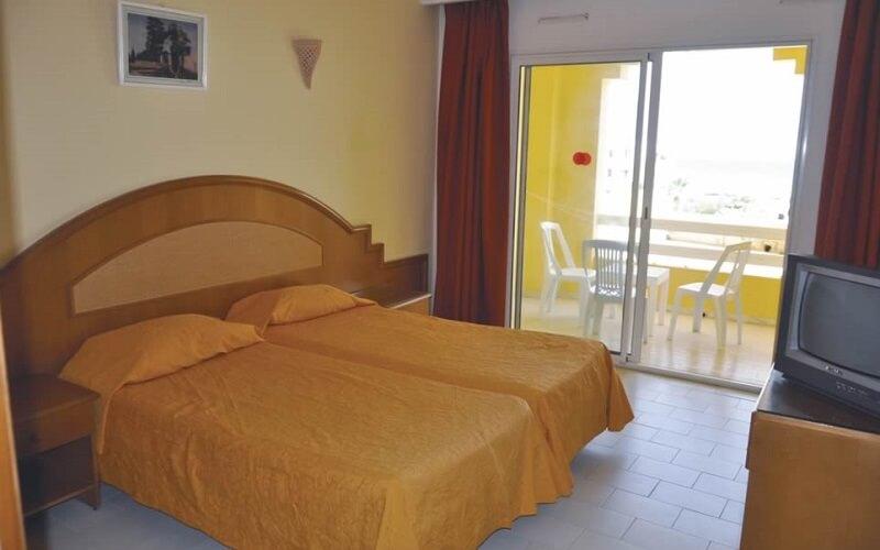 номер в готелі Club Thapsus 3*, Махдія, Туніс