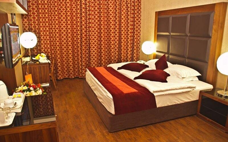 номер в отеле Days Inn Aqaba 4*, Акаба, Иордания
